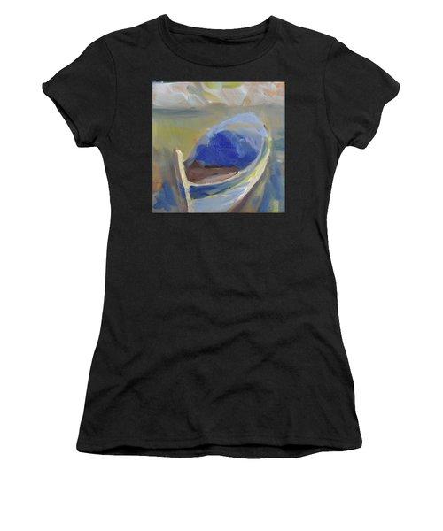 Derek's Boat. Women's T-Shirt (Athletic Fit)