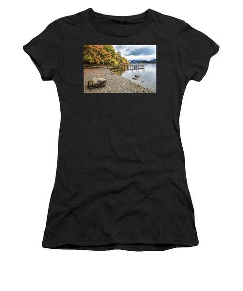 Derwent Jetty Women's T-Shirt (Athletic Fit)