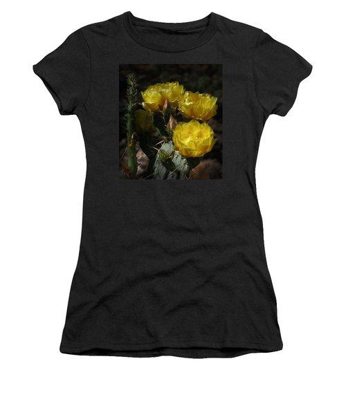 Desert Blooming Women's T-Shirt