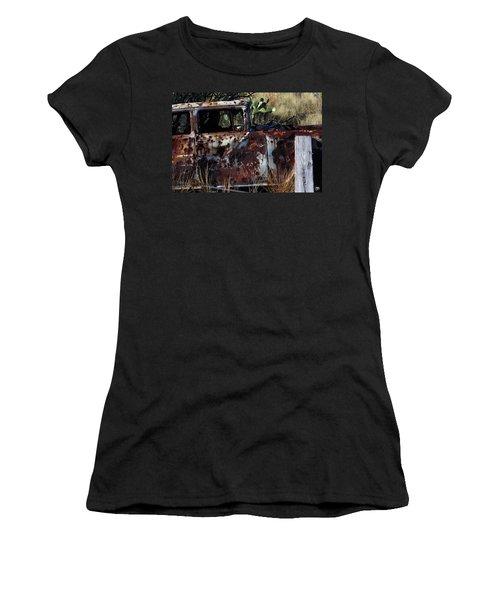 Desert Car Women's T-Shirt