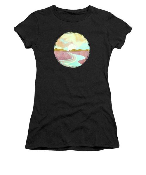 Desert Dusk Women's T-Shirt (Athletic Fit)