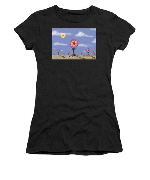 Desert Forest Women's T-Shirt