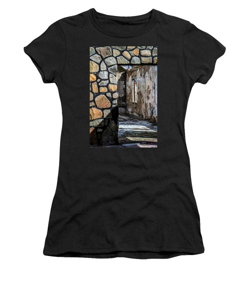 Desert Lodge View 1 Women's T-Shirt