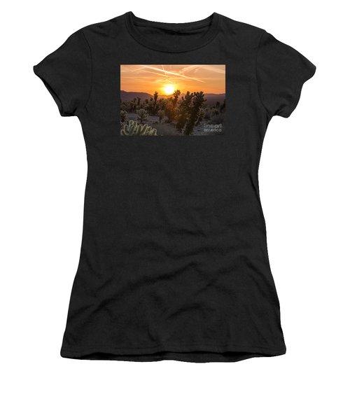Desert Sunrise Women's T-Shirt