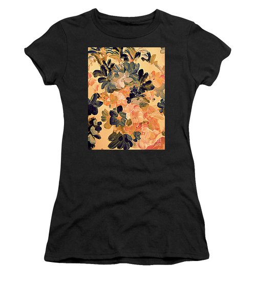 Designing Flowers Women's T-Shirt (Athletic Fit)