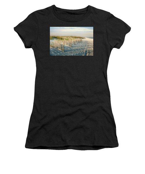 Destination Serenity Women's T-Shirt (Athletic Fit)