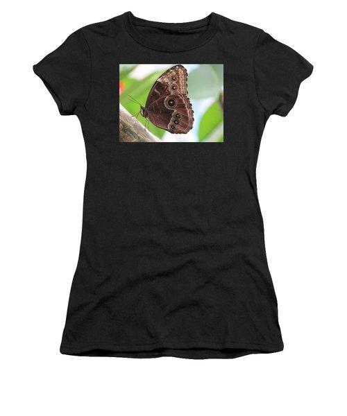 Detailed Wings Women's T-Shirt