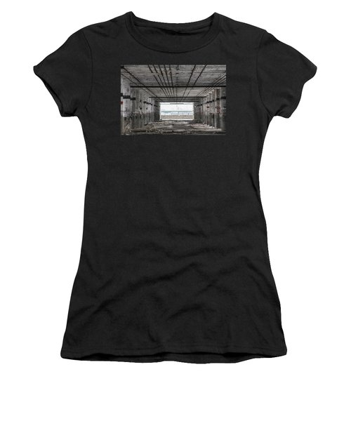 Detroit Packard Plant  Women's T-Shirt