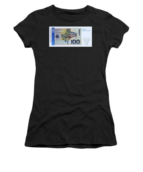 Deutsche Mark Women's T-Shirt (Athletic Fit)