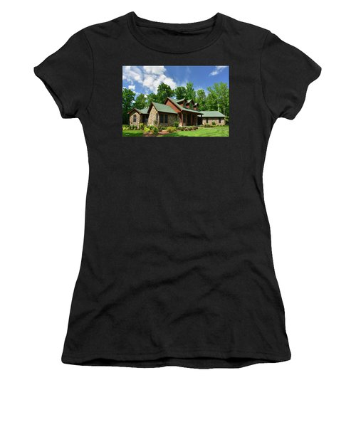 Devers Residence - King George, Va Women's T-Shirt (Athletic Fit)