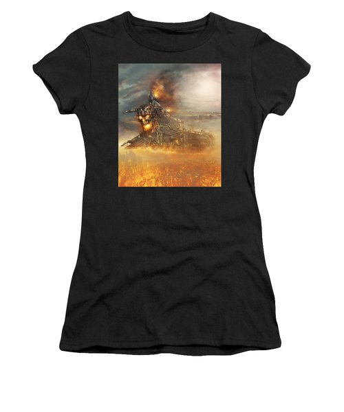 Devils Train 2 Women's T-Shirt