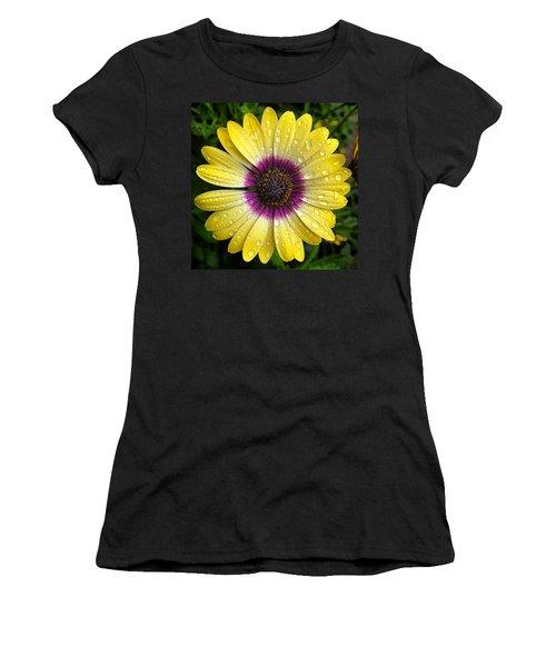 Dew Dropped Daisy Women's T-Shirt
