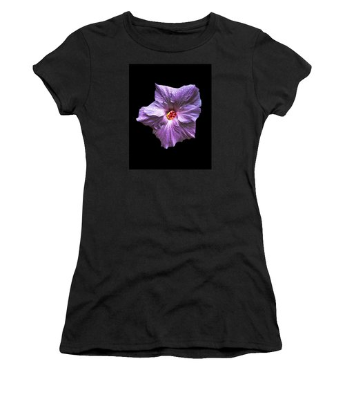 Dew Kissed Hibiscus Women's T-Shirt