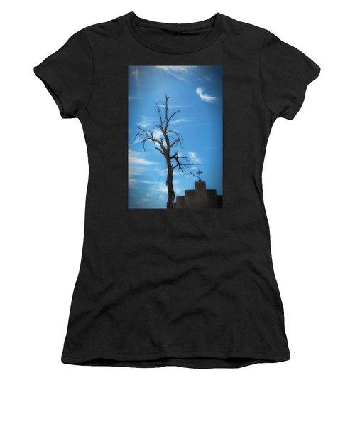 Dia De Los Muertos Women's T-Shirt (Athletic Fit)