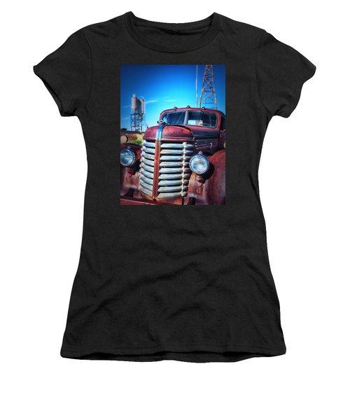 Diamond T Women's T-Shirt