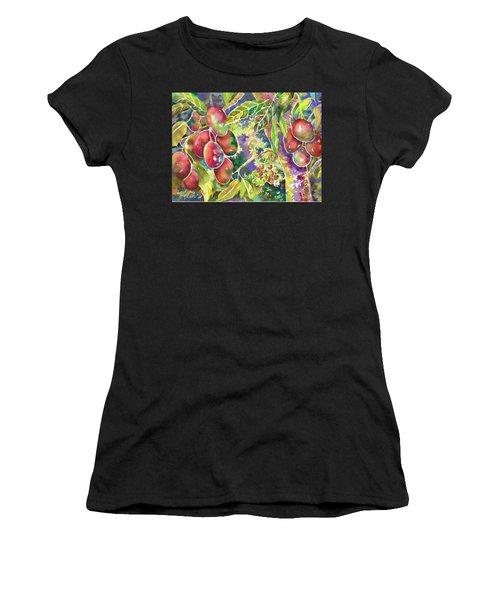 Diane's Mangos Women's T-Shirt (Athletic Fit)