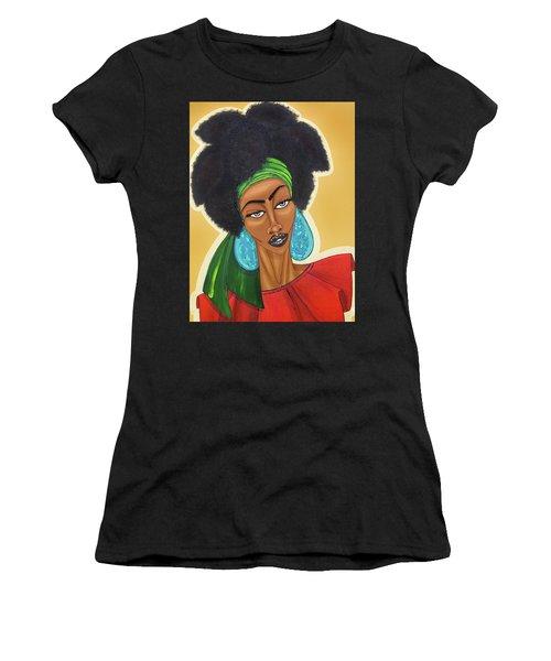 Diced Pineapples Women's T-Shirt