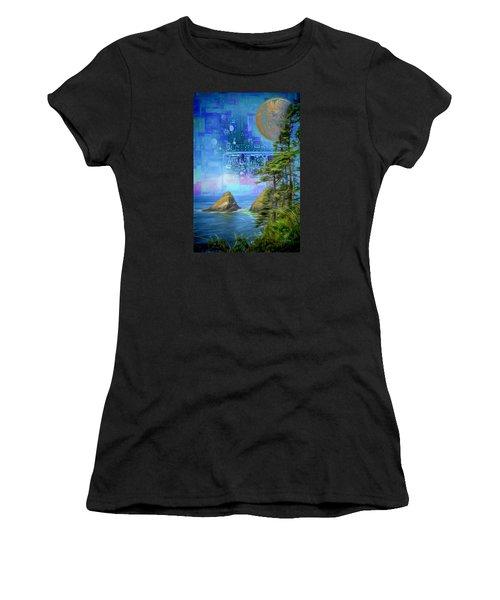 Digital Dream Women's T-Shirt