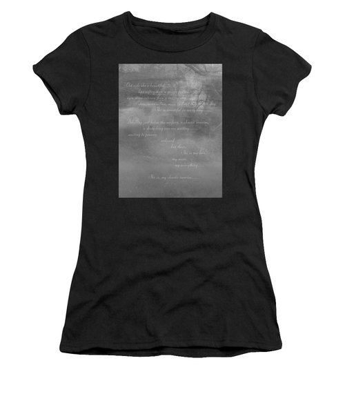 Digital Poem Women's T-Shirt