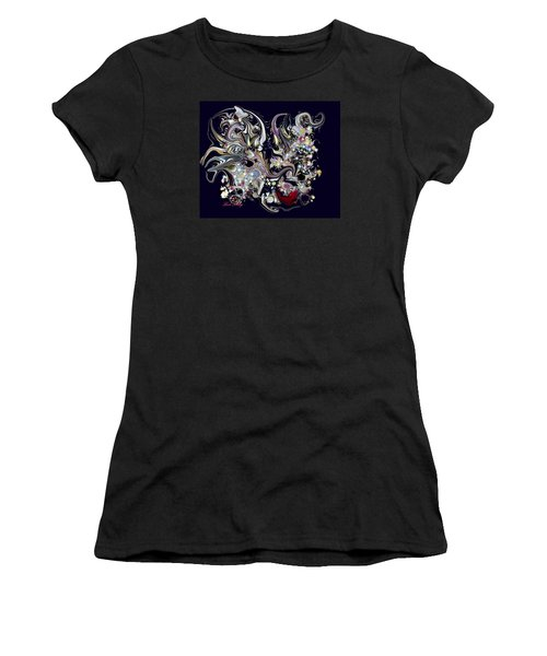 Digitalimage2012c Women's T-Shirt (Junior Cut) by Loxi Sibley