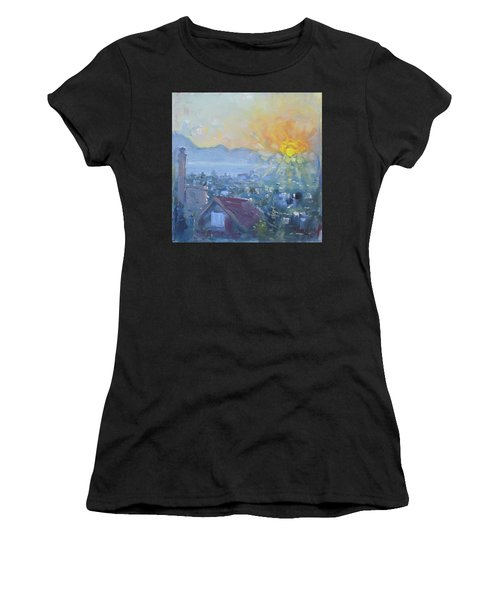 Dilesi In A Brand New Day  Women's T-Shirt