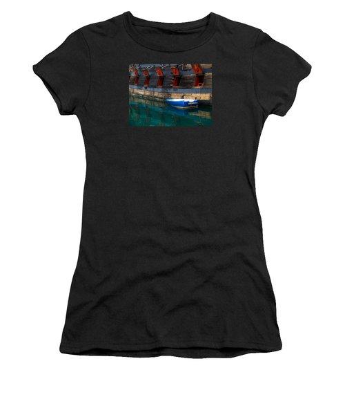 Dinghy Women's T-Shirt (Athletic Fit)