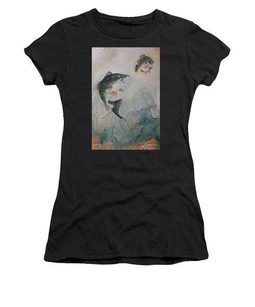 Dinner Time Women's T-Shirt