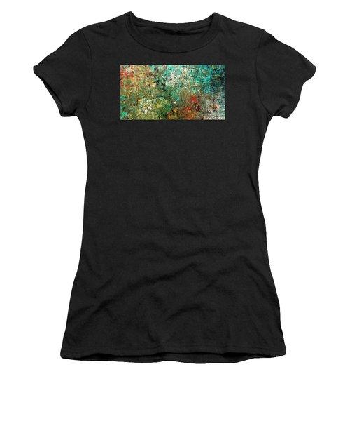 Discovery - Abstract Art Women's T-Shirt
