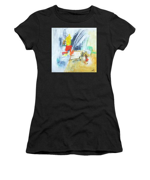 Discovery Three Women's T-Shirt (Athletic Fit)