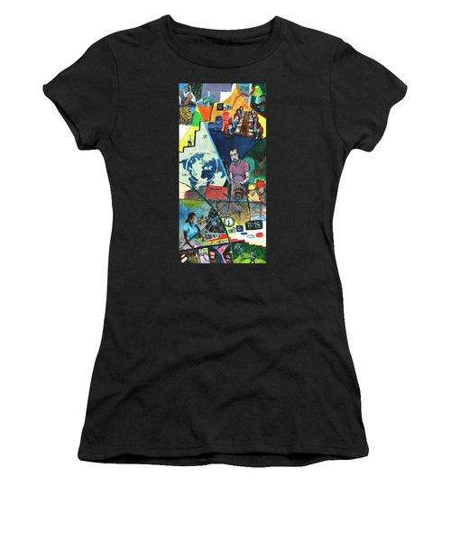 Disparity Women's T-Shirt (Athletic Fit)