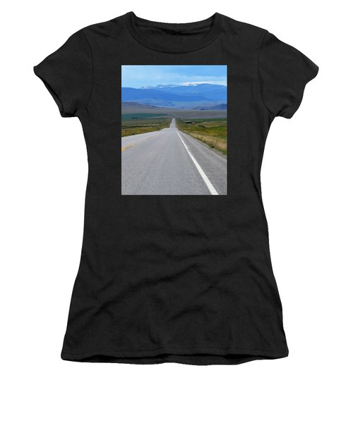 Distance Women's T-Shirt