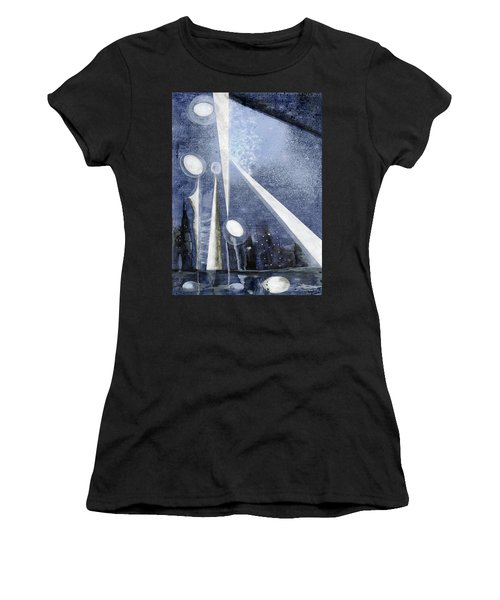 Dystopia Women's T-Shirt (Athletic Fit)