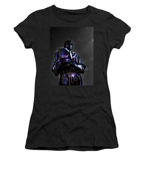 Diver Women's T-Shirt