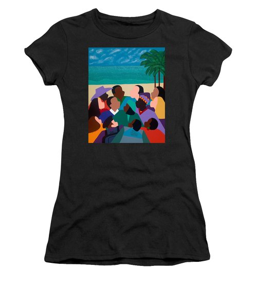 Diversity In Cannes Women's T-Shirt (Athletic Fit)