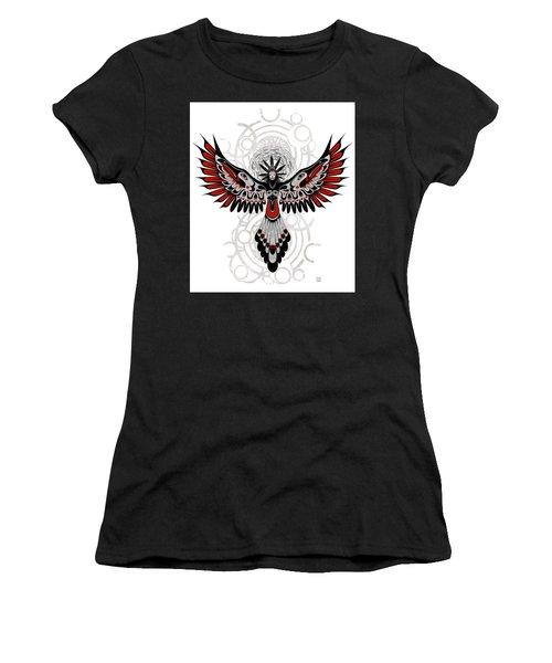 Divine Crow Woman Women's T-Shirt