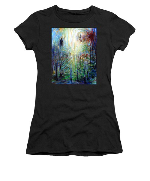 Divine Mother Earth Women's T-Shirt