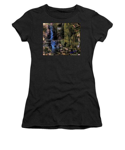 Dixville Notch Flume Brook Women's T-Shirt