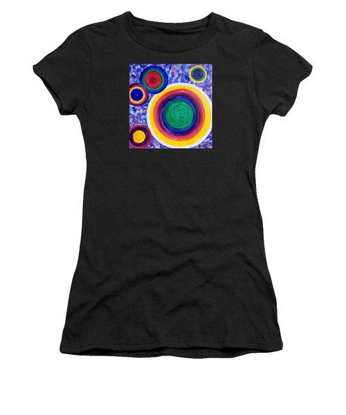 Dizzy Women's T-Shirt (Athletic Fit)