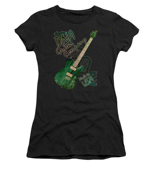 Dna Guitar Shirt 3 Women's T-Shirt