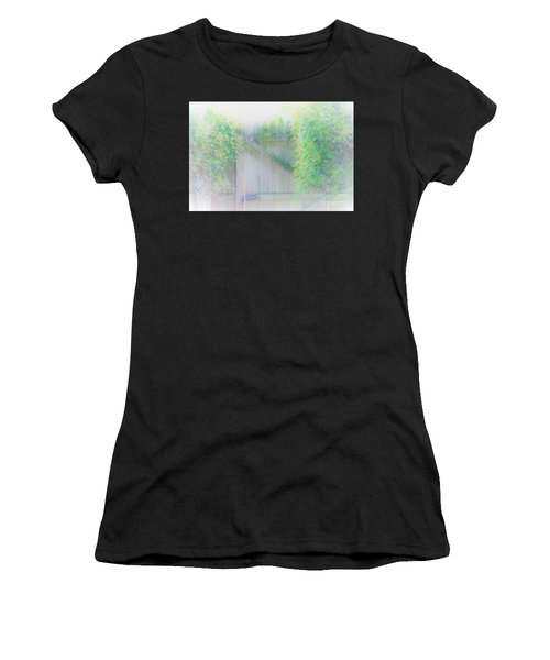 Do I Want To Leave The Garden Women's T-Shirt