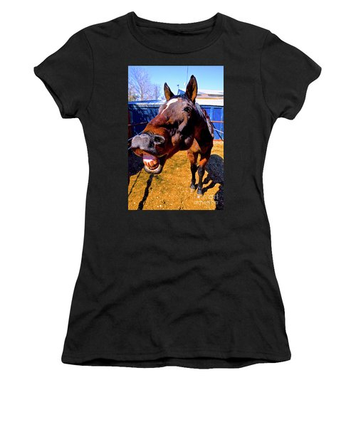 Do You Have A Treat For Me? Women's T-Shirt