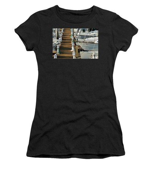 Dock Walk Women's T-Shirt