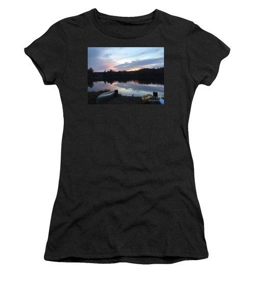 Dockside Pastels Women's T-Shirt (Athletic Fit)