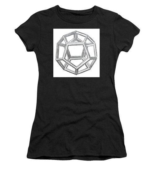 Dodecahedron Women's T-Shirt