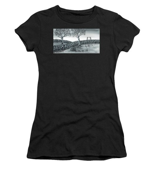Dog House Women's T-Shirt (Athletic Fit)