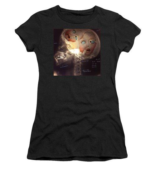 Dolls On The Brain Women's T-Shirt