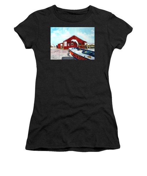 Dolphin Dock II Women's T-Shirt
