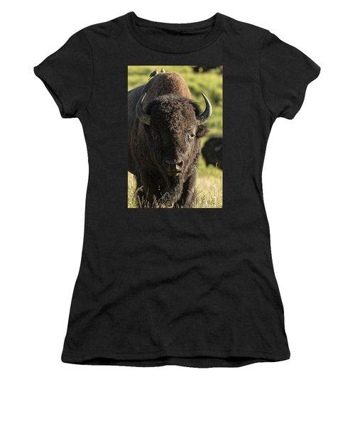 Domance Women's T-Shirt (Athletic Fit)