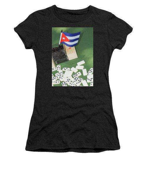 Dominoes  Women's T-Shirt