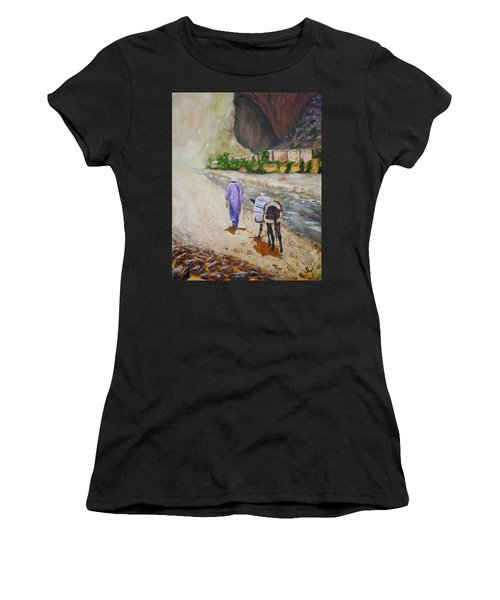 Donkey Work Women's T-Shirt
